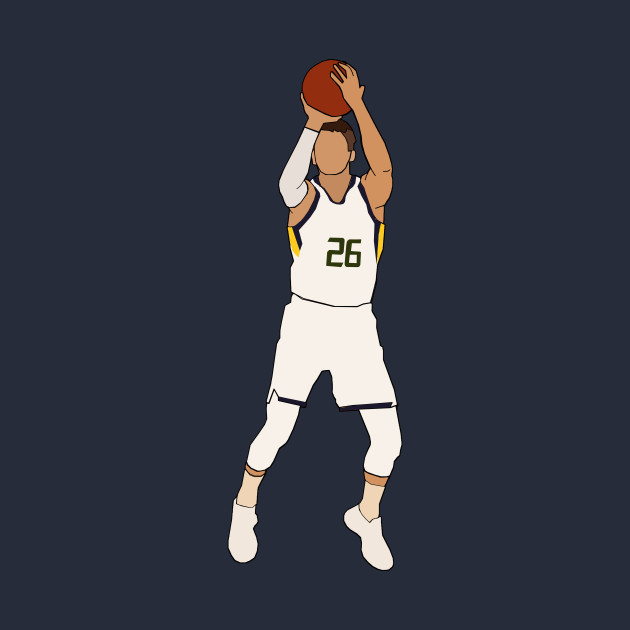 super popular 52ffe 6aaf1 Kyle Korver - Utah Jazz