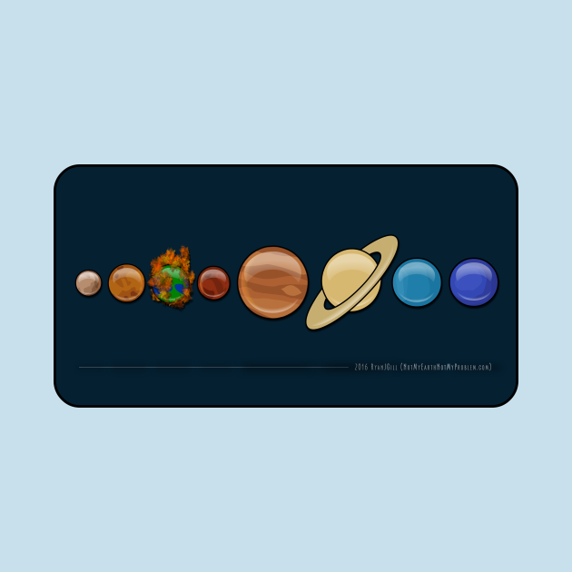 Accurate Model of Our Solar System