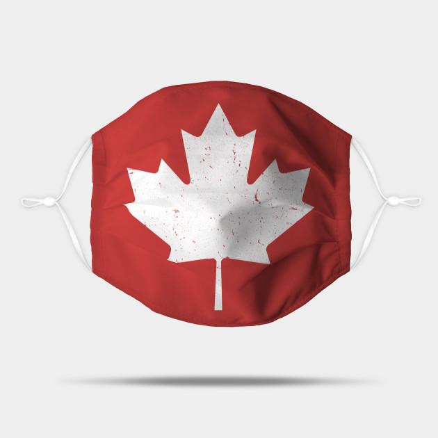 Canada Canadian Flag Maple Leaf