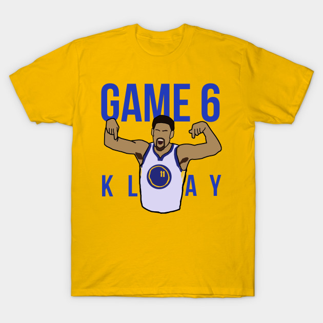 best service 05bff 3ac94 Klay Thompson 'Game 6' - NBA Golden State Warriors