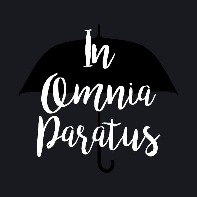 In Omnia Paratus – Gilmore Girls