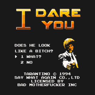 I dare you t-shirts
