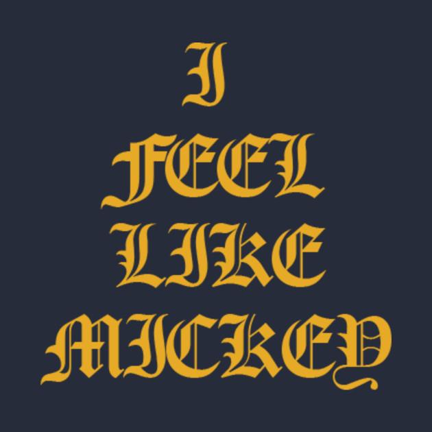 IFEEL LIKE MICKEY (color:2)