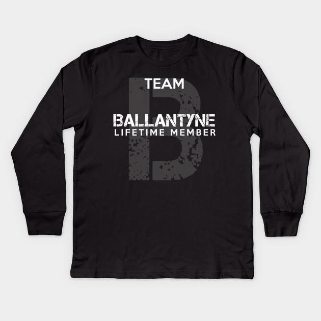 a097549b6 BALLANTYNE - Ballantyne - Kids Long Sleeve T-Shirt
