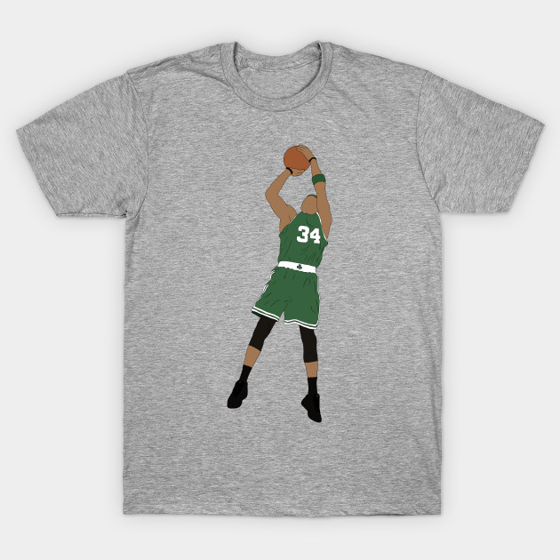 on sale 4b338 59371 Paul Pierce Jumpshot