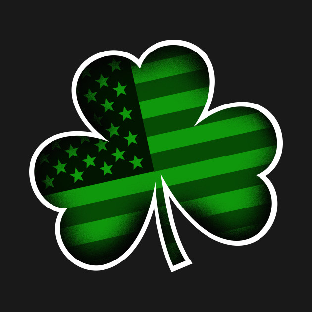 Three Leaf Clover St Paddy S St Patrick S Day Irish Shamrock