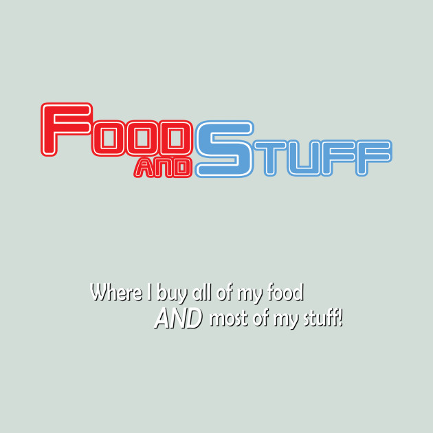 Food and Stuff by dakruegster
