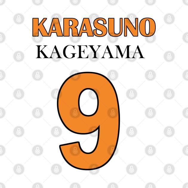 Kageyama, Number Nine
