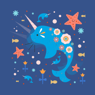 Narwhal t-shirts