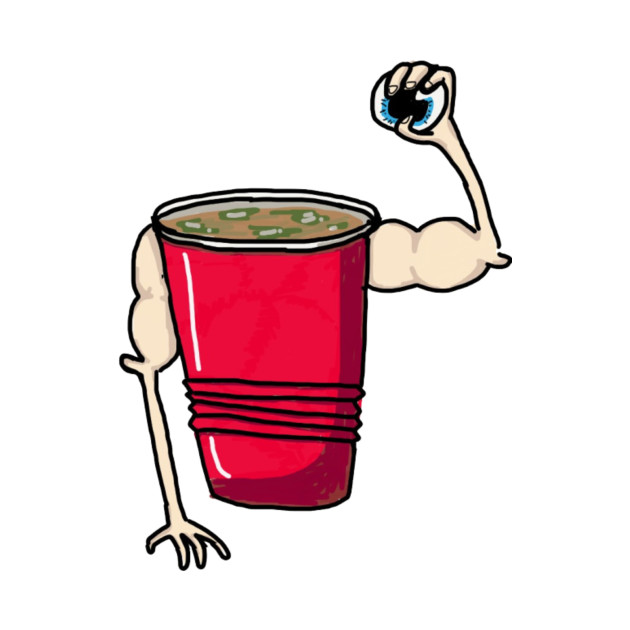 Mutant Solo Cup