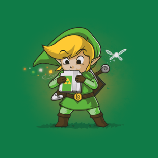 Link Blowing in Cartridge t-shirts