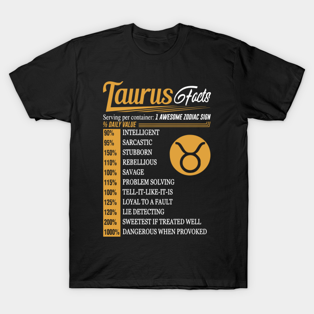 Details about  /Taurus T-Shirt