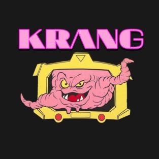 Krang t-shirts