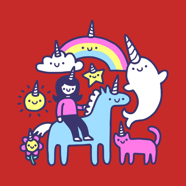 Unicorns Everywhere!