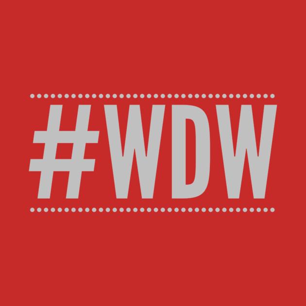 #WDW (Hashtag Walt Disney World)