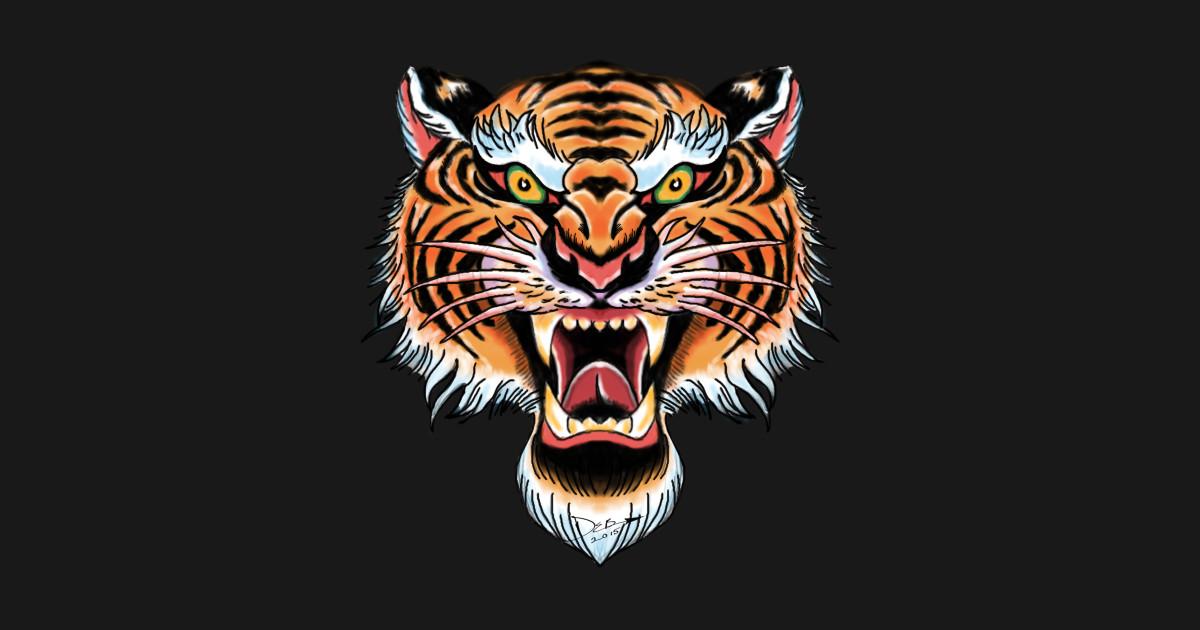 Royal Bengal Tiger T Shirt