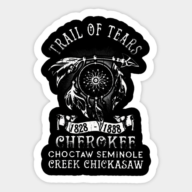 Cherokee, Trail Of Tears