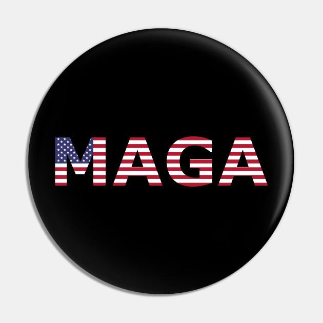 Donald Trump MAGA Make America Great Again Political Election