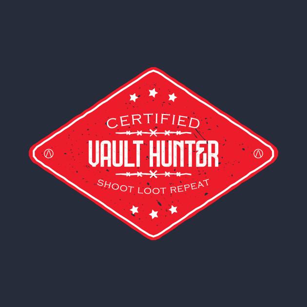 Certified Vault Hunter - Pandora