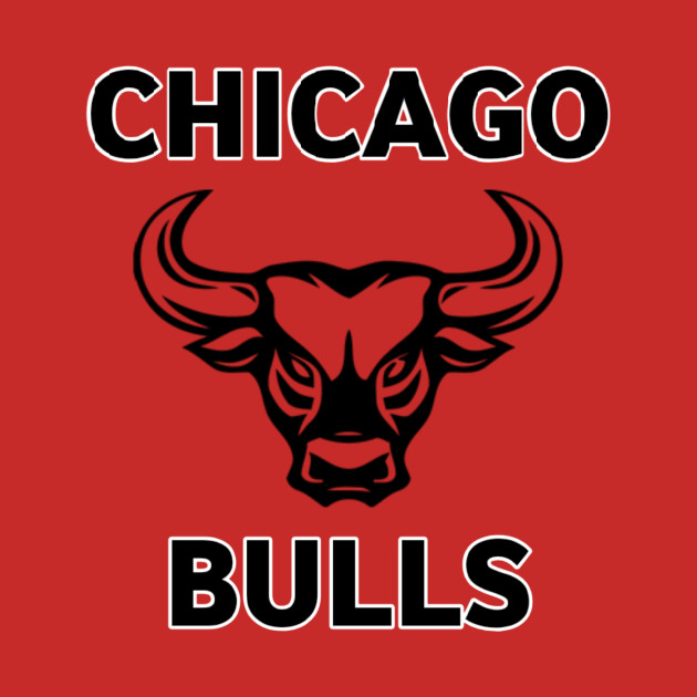 Vintage Chicago Bulls Cropped Gift