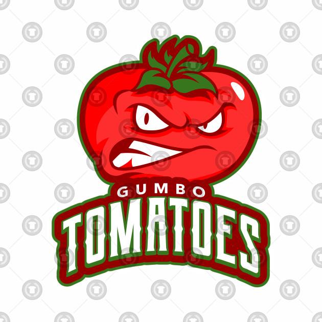 Gumbo Tomatoes