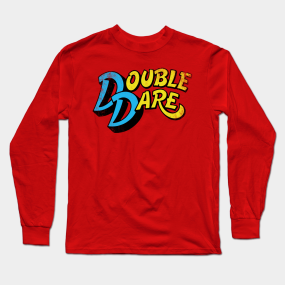 477c2f95655c Double Dare (vintage) Long Sleeve T-Shirt