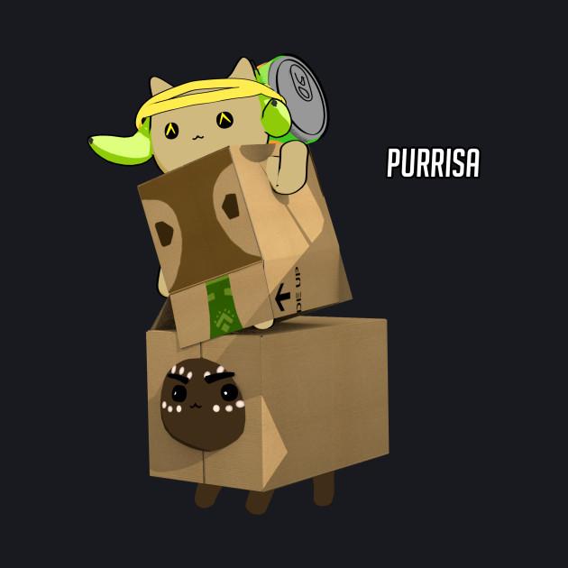 Purrisa - Katsuwatch