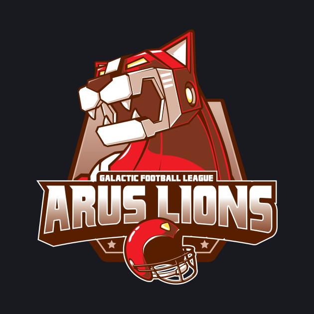 Go Lion Football Team