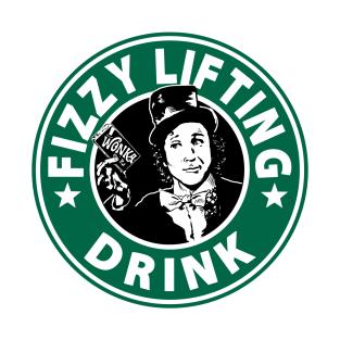 Willy Wonka Starbucks t-shirts
