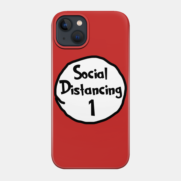 Social Distancing 1 - Thing 1