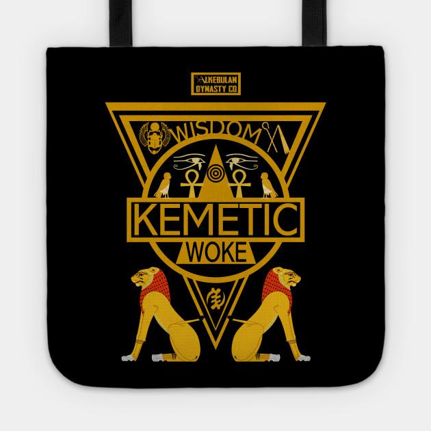 Ancient Egyptian Kemet Design Kemetic Woke