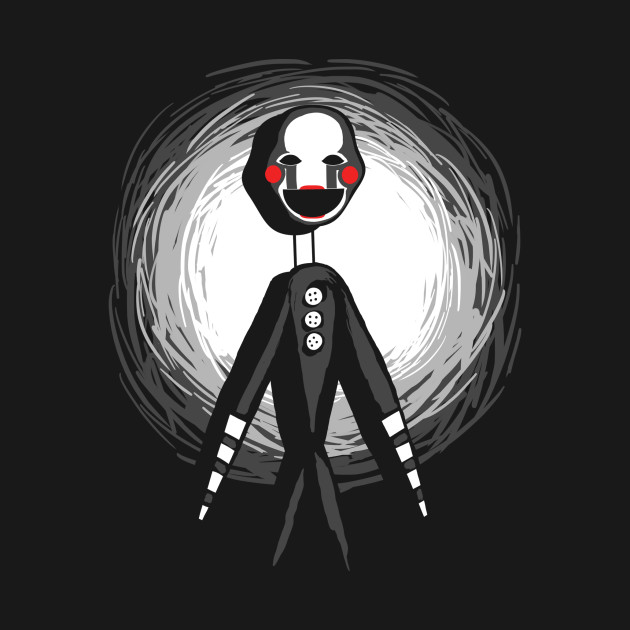 Five Nights At Freddy's The Puppet T-Shirt