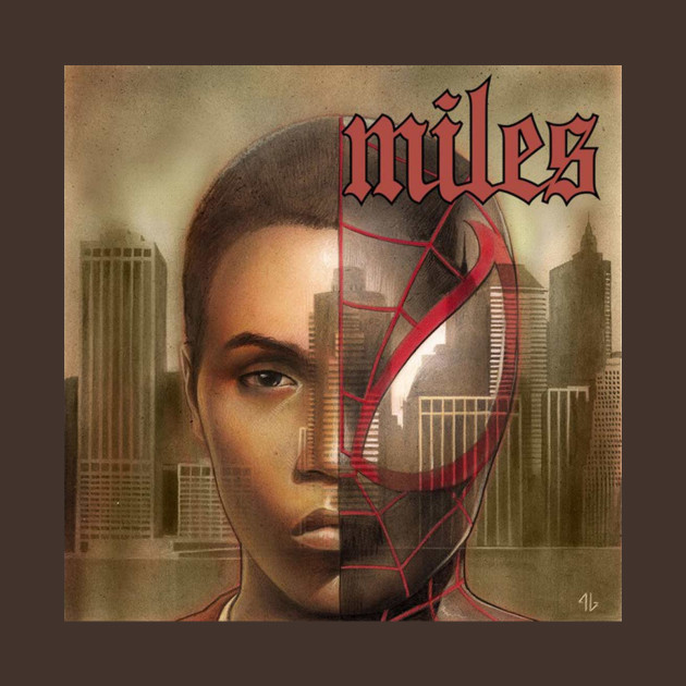 Miles Morales is Illmatic