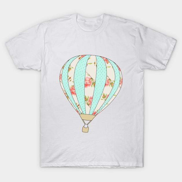 ddd8e68b72094 Floral Hot Air Balloon