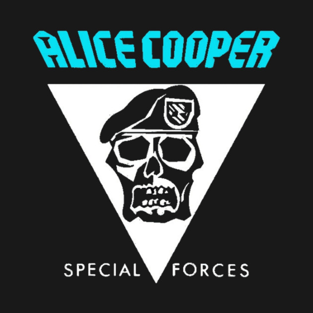 Image result for alice cooper special forces