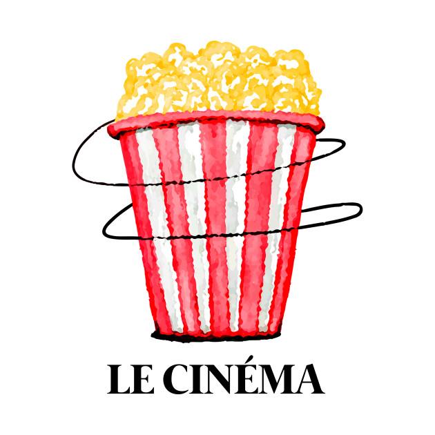 68be7a56d Le Cinema - Le Cinema - T-Shirt | TeePublic