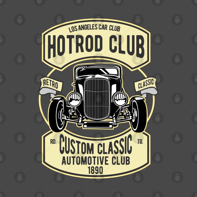 hotrods classic car