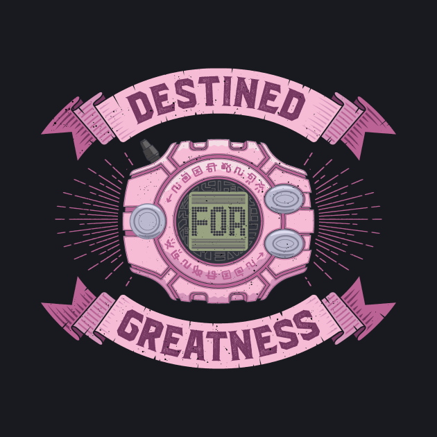 Destined for Greatness - Light