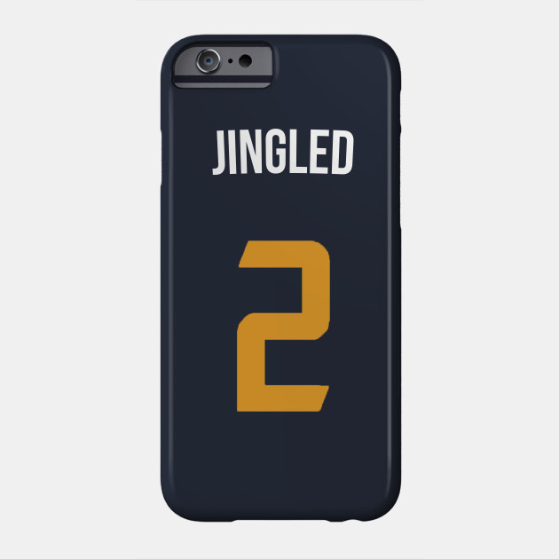 online store 7e8bf 2f018 Joe Ingles 'Jingled' Nickname Jersey - Utah Jazz