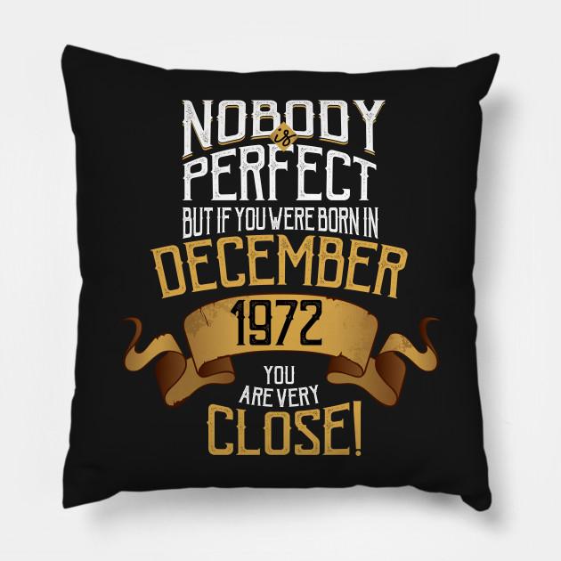 December 1972 Birthday Gift