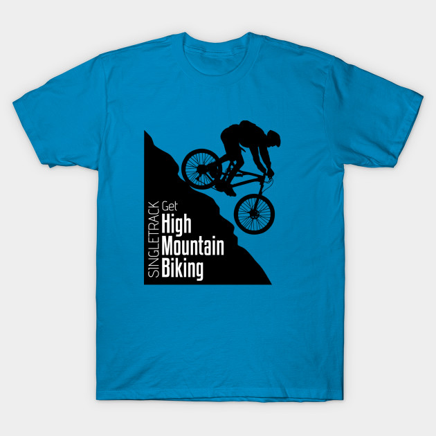 Mountain Biking Bike T Shirt Teepublic
