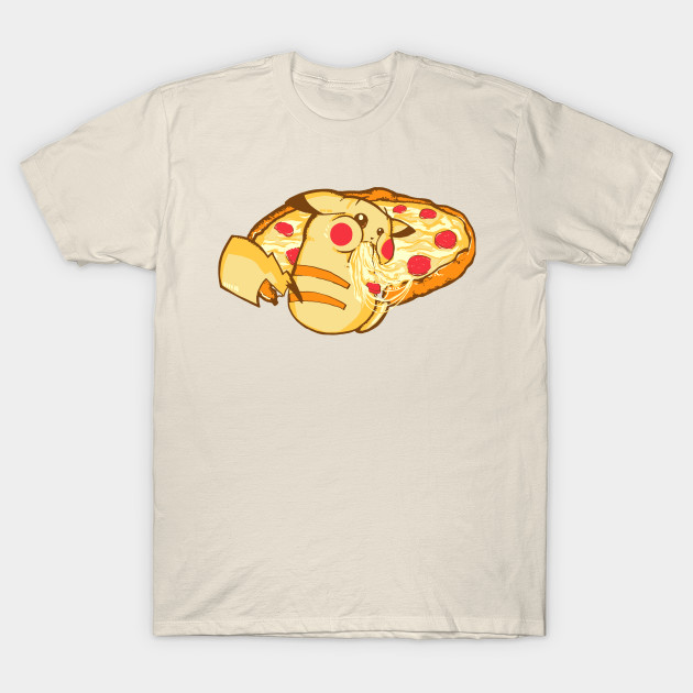 9140d0a6 Please Don't Feed I: Pizzachu - Gaming - T-Shirt | TeePublic