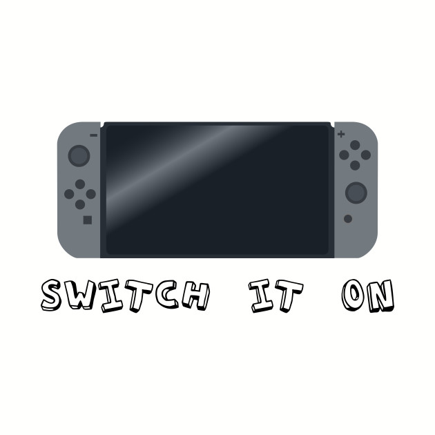 Video Game Inspired Console Nintendo Switch