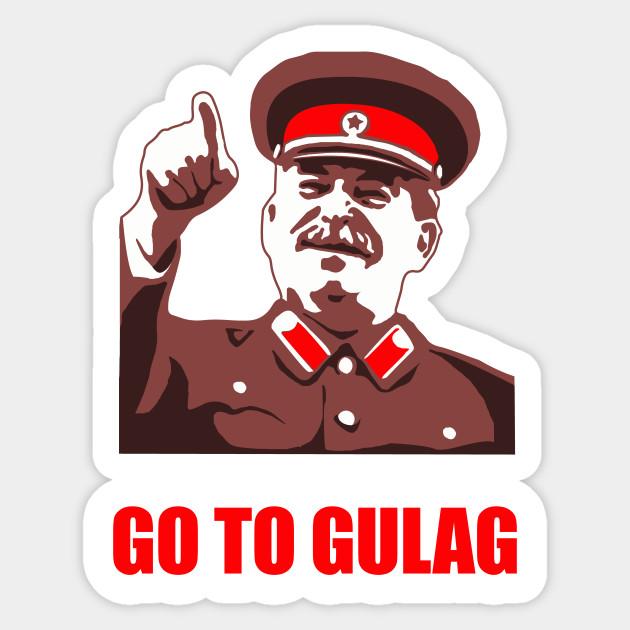 Go to Gulag