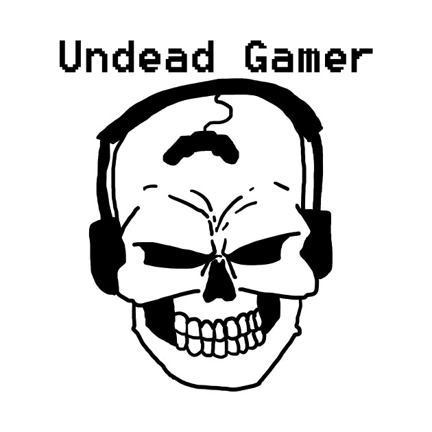 Undead Gamer HP Edition