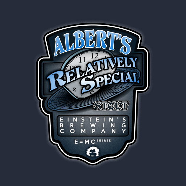 Albert's Relatively Special Stout
