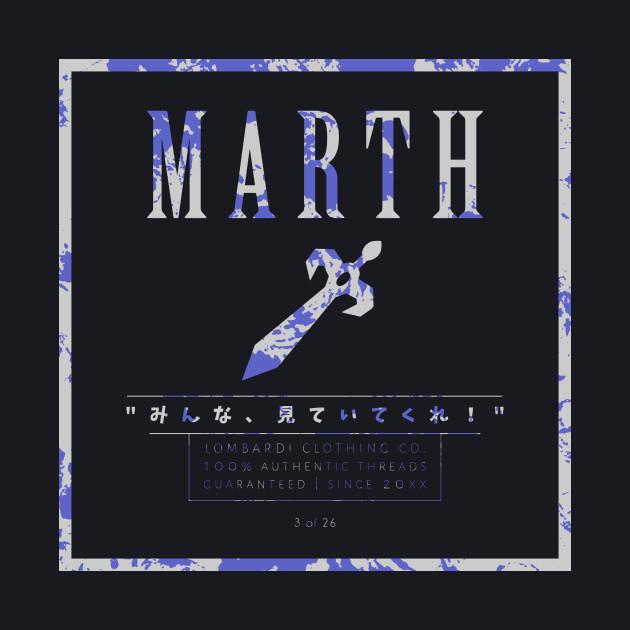 Boxed CLQ - Marth
