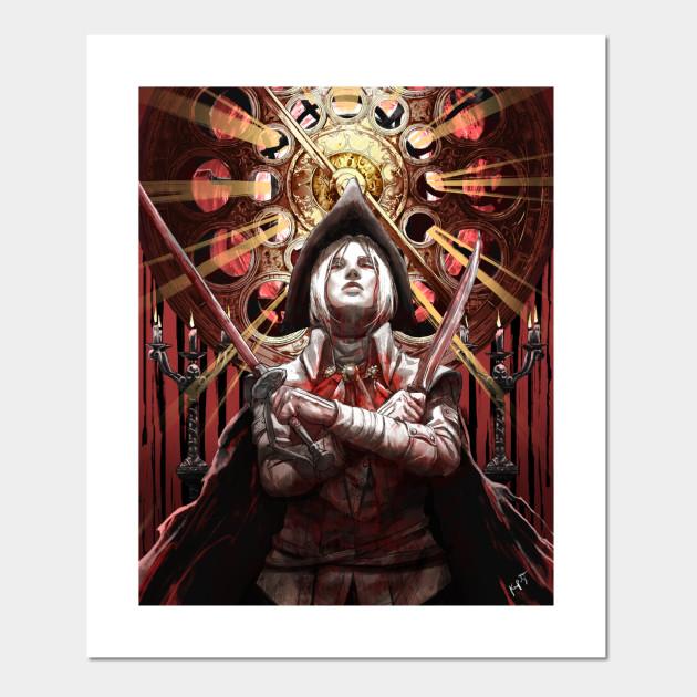 The Best Bloodborne Artwork  PNG
