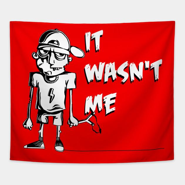 edc49fe5d Funny cartoon t-shirt for all mischievous - Funny Cartoons ...