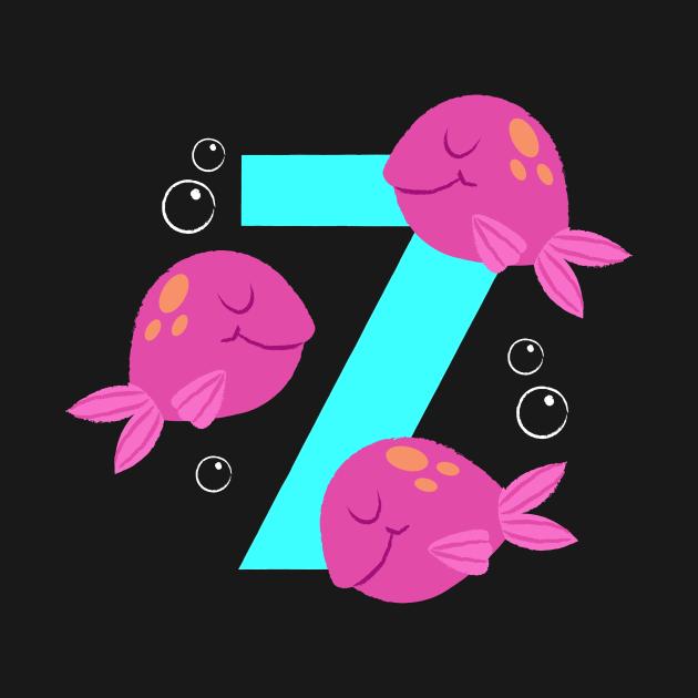 Mermaid Series: Number 7